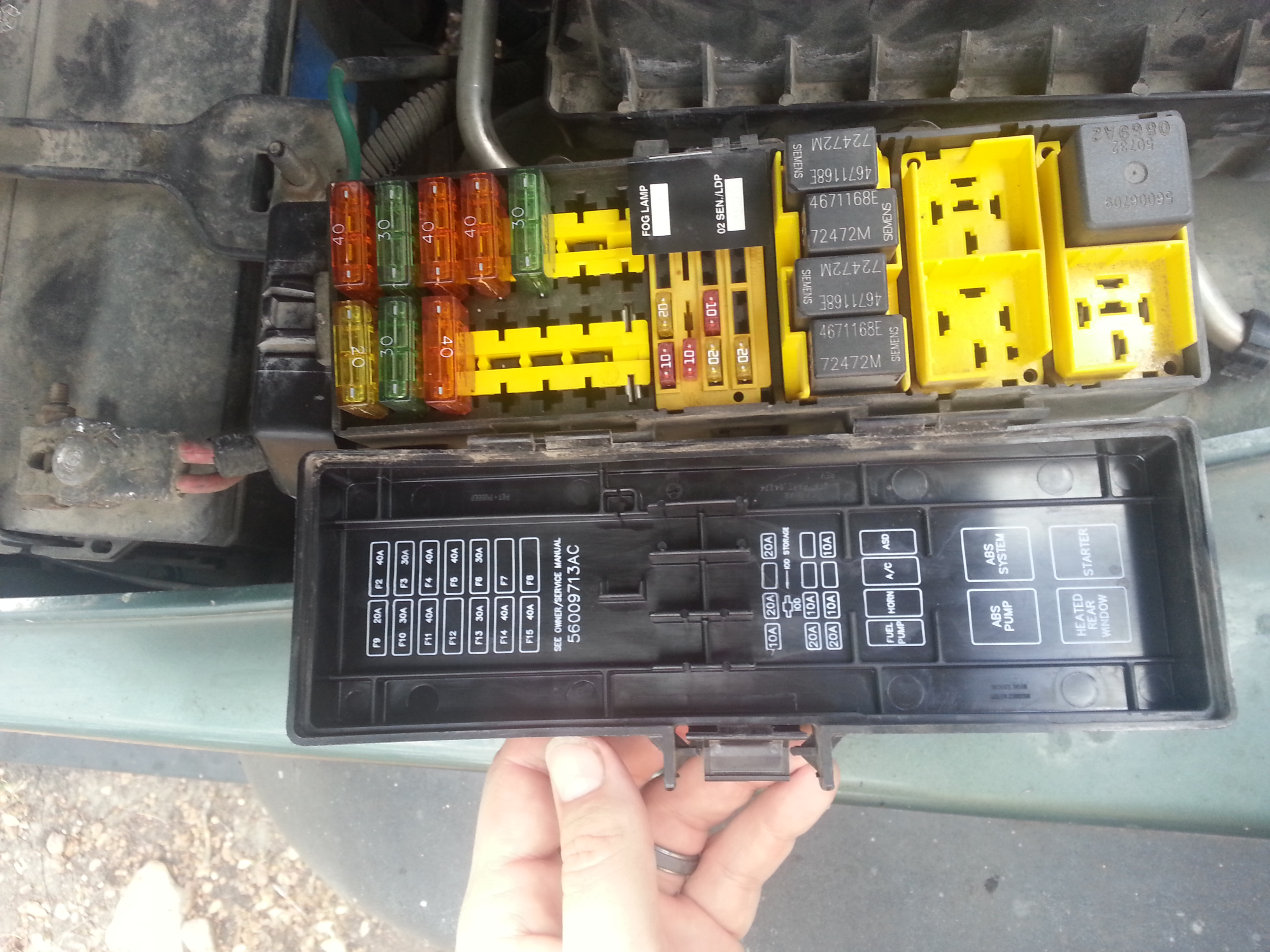 Jeep Jk Fuse Box Jeep Liberty Fuse Box Wiring Diagram ODICIS